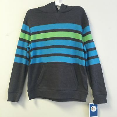 NEW, Circo Boy's Knit Color Block Hoodie Pullover Sweatshirt