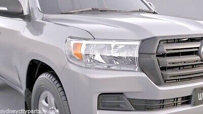 Toyota Landcruiser 200 Series Headlamp Covers Gxl Only From Aug 2015> Genuine