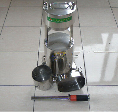 Hand Type Hydraulic Fruit Sugar Cane Juicer