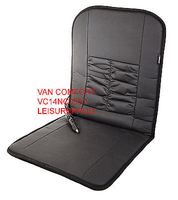 12v DELUXE HEATED SEAT COVER - Thermal  - MOTORHOME CAR or VAN / VC14NC0002