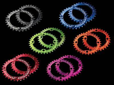 Race Face Single NW Narrow Wide Chainring 1x9/10/11 speed MTB Bike 104mm 32 34t