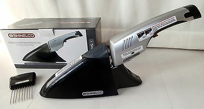 NEW SHINELCO Cordless Electric Rechargeable Power Knife 110v ~ 240v