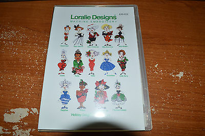 """Loralie Embroidery Design CD """"Holiday Delight 2"""""""