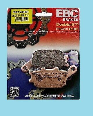 EBC FA174HH  Rear Brake Pads to fit YAMAHA YZF R6       2003 to 2015
