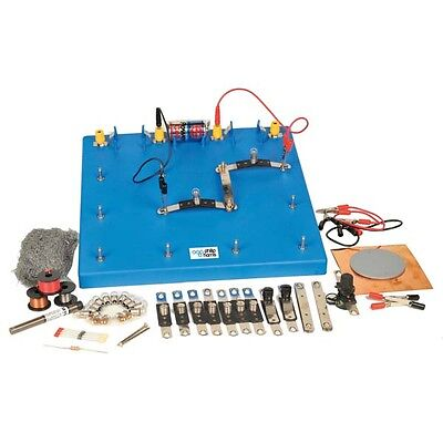 Lab Class  EDUCATIONAL Science Electricity CIRCUIT Board BUILDING Lesson KIT