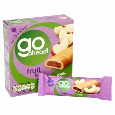 Go Ahead Apple Fruit Bakes 6 x 35g