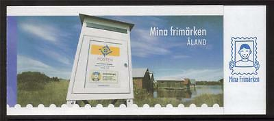 Aland 2006 My Stamp Booklet