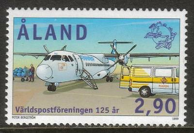 Aland Mnh 1999 Sg157 125Th Anv Of Universal Postal Union