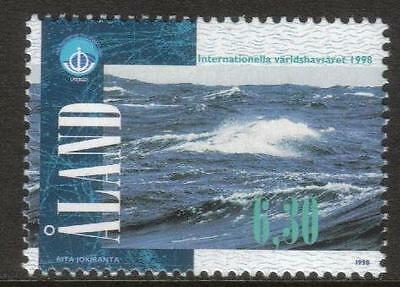 Aland Mnh 1998 Sg138 International Year Of The Ocean