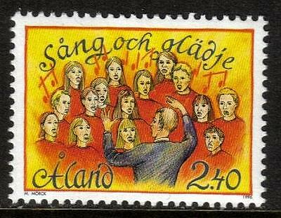Aland Mnh 1996 Sg111 Aland 96 - Song And Music Festival