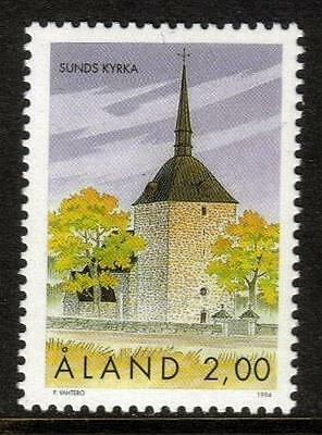 Aland Mnh 1994 Sg90 Sunds Church