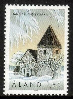 Aland Mnh 1992 Sg63 Hammarlands Church