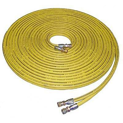 Replaces Clemco 01951 Tlr Remote Control Twinline Hose 50' Long With Couplings