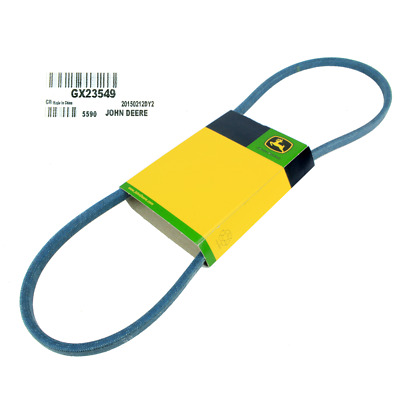 John Deere Original Equipment Flat Belt #GX23549