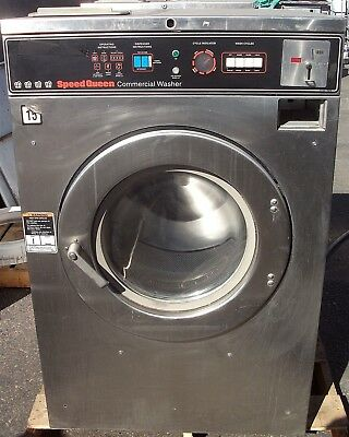 Speed Queen Washer SC-40 1ph 40lb