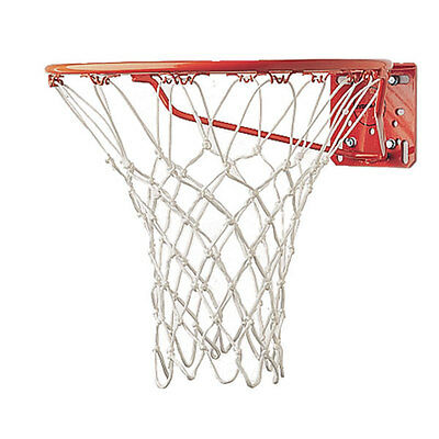 Champion Sports 5MM White Deluxe Non-Whip Basketball Net