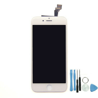 New LCD for Apple iPhone 6 Display Screen Digitizer + Replacement Kit White