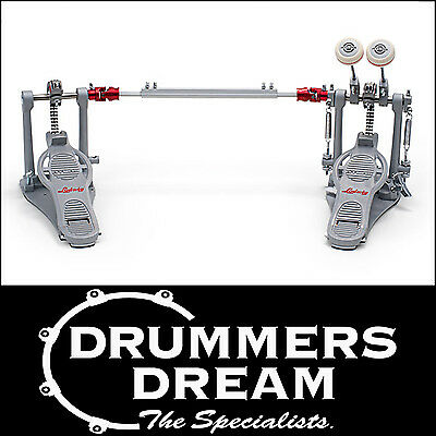Ludwig Atlas Pro Double Bass Drum Pedal  LAP12FPR Brand New