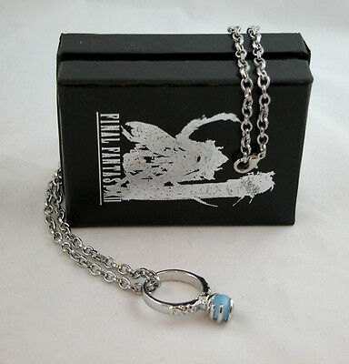 Dragon Quest Prayer Ring Necklace Final Fantasy Cosplay Cloud (FREE Shipping!)