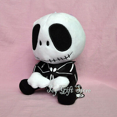"Jack 7.5"" Nightmare Before Christmas Plush Doll Figure"