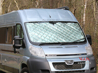 FIAT Ducato / Boxer 2006> 3pc Luxury Inner Thermal Screens  VC01FI0401