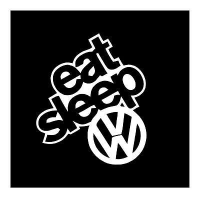 vw volkswagen peace flower daisy bug beetle tdi vinyl car window Tour Bus with Two VW Vans eat sleep vw volkswagen tdi jetta golf bug bus vw vinyl car window decal sticker