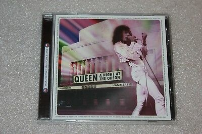 Queen - A Night At The Odeon - Hammersmith 1975 PL (CD) - Polish Release