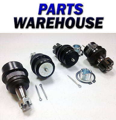 4 Ball Joints Jeep Grand Cherokee Special Edition Overland Limited Sport 2Wd 4Wd