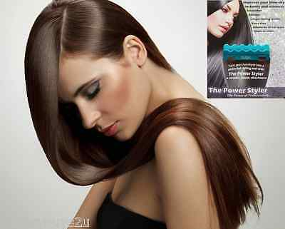 Power Styler Hair Straightener Curling Smoothing Styling Tool Dryer Attachment