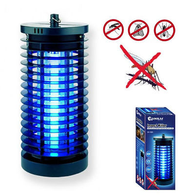 Electric UV Blue Light Bug Pest Killer mosquito Fly insect Trap/Indoor/Outdoor