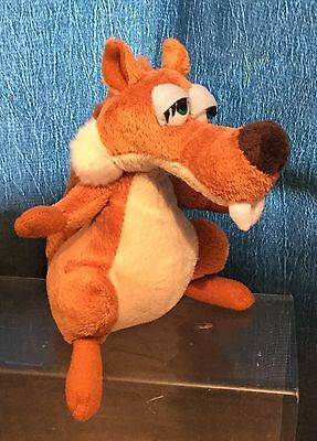 Ice Age 3 7 Inch Scratte The Squirrel Soft / Plush Toy