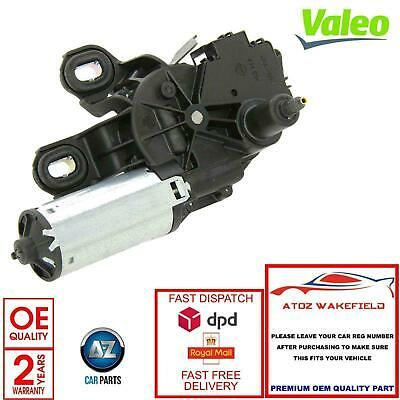 Mercedes Viano Vito Mixto Genuine Valeo Rear Windscreen Wiper Motor