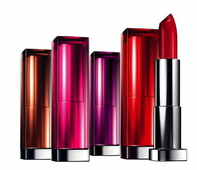Maybelline ColorSensational Lipstick ~ Choose From 56 Colors!!!!!!!! ~ NEW