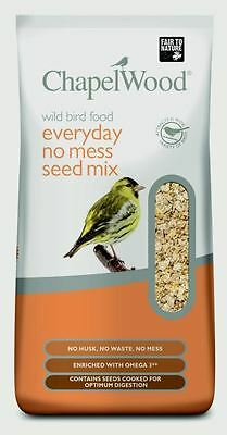 Chapelwood Wild Bird Food Everyday No Mess Seed Mix