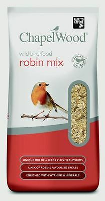 Chapelwood Wild Bird Food Robin Mix
