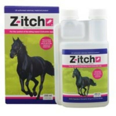 Z-ITCH horse pony itch insect control treatment solution