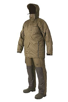 Daiwa Retex 2 Piece Winter Waterproof Fishing Suit All Sizes S/M/L/XL/XXL/G DRXS