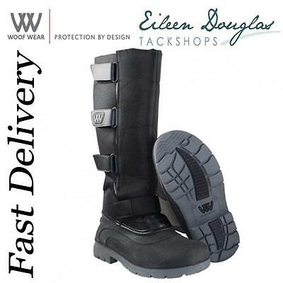 NEW STYLE Woof Wear Long Boot Easy Close Yard Mucker Boot