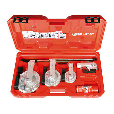ROTHENBERGER Rohrbieger ROBEND® H + W Plus Set Ø 15 - 18 - 22 mm