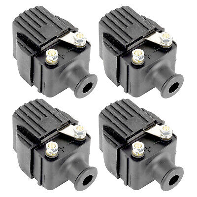 IGNITION COILS Fit MERCURY Outboard 50HP 50 HP ENGINE 1980 1982-1985 *4-PACK*