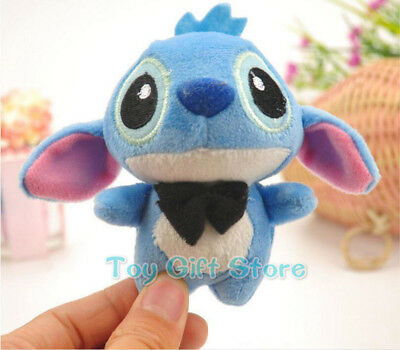 "Stitch 4"" Plush Doll Figure Cell Phone STrap"