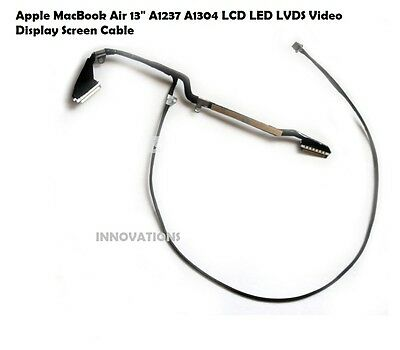 "Apple MacBook Air 13"" A1237 A1304 LCD LED LVDS Video Display Screen Cable"