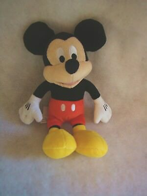 New Mickey Mouse Plush Doll Mini in size 10 inches tall