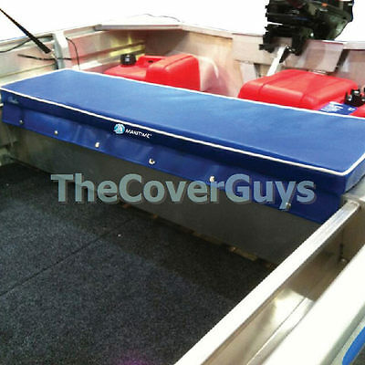 Tinnie Boat Bench Seat Cushion Blue 1200mmx300mm