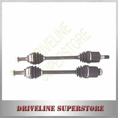 A Set Of Two Complete Cv Joint Drive Shafts For Kia Carnival 2001 -2005 Auto