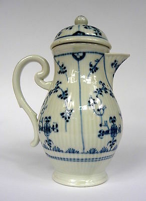 Coffee pot with lid Wallendorf Porcelain 1760 Jug