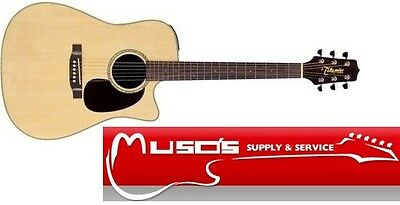 Takamine TEG530SSC Acoustic Electric TAKAMINES FEEL AND SOUND BETTER! $879