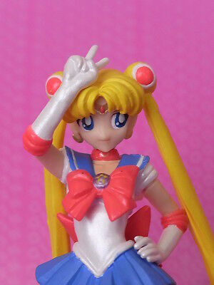 "1-1 Very Rare NEW 2002  HGIF1 ""Sailor Moon"" Figure Gashapon Sailor Moon World"
