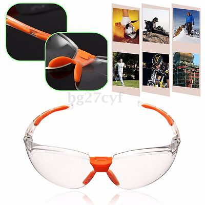 Safety Goggles Eye Protection Lab Working Anti Dust Cycling Glasses Eyewear Lens