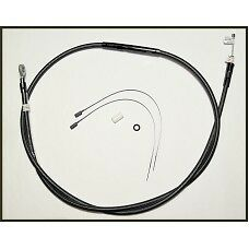 """MAGNUM SHIELDING BP C/Cable  FLH'08up & S/Tail'15up CL=73"""" BCL=25-7/16"""" TL=3-1/2"""